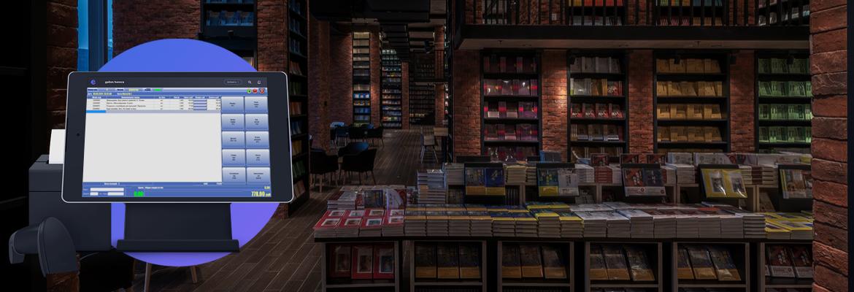 Решение для магазина книг / канцелярии